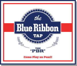 Blue Ribbon Tap